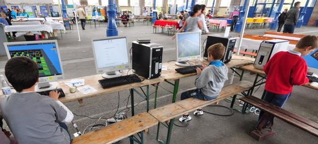 Festival des jeux à Haguenau
