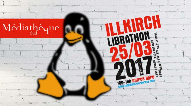 Librathon – Samedi 25 mars<br/>Médiathèque Illkirch