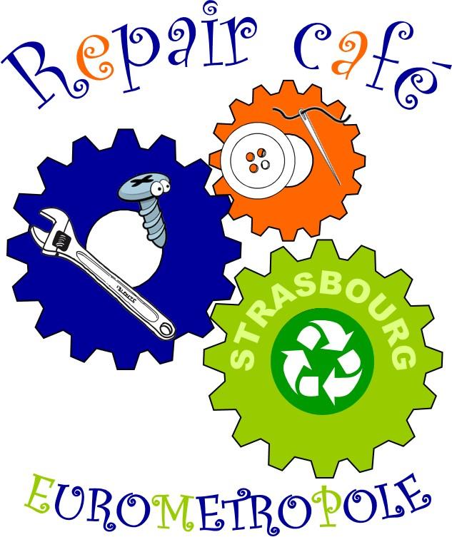 logo repair-café eurométropole