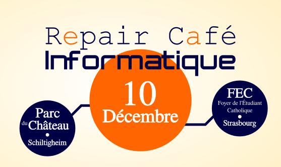 Repair Café – 10 Décembre
