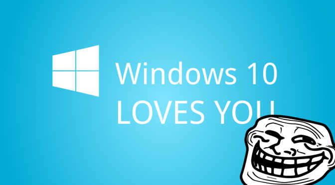 Windows 10 – Mettre à niveau ?